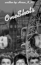 One Shots |One Direction| by Horan_N_93