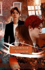 Garden of Alyssum by princessharuru