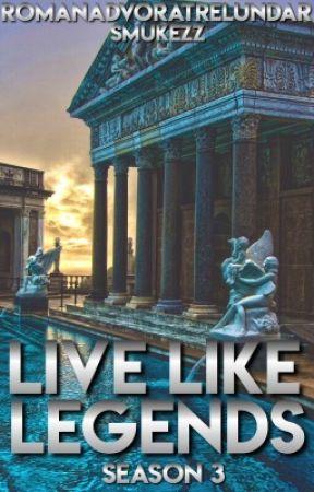 Live Like Legends 3 - RPG by smukezz