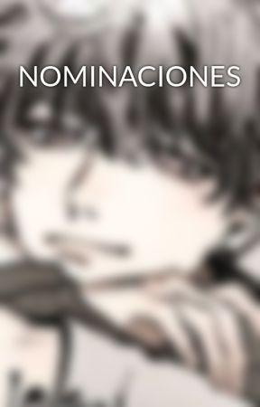 NOMINACIONES by FedericoMrquezMartne
