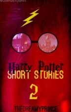 HARRY POTTER SHORT STORIES (HEADCANONS) 2 MUST READ by TheDreamyPrince