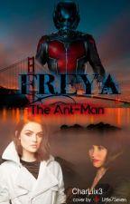 Freya: The Ant-Man by CharLiix3