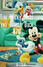 Donald Duck und Micky Maus RPG by Luna--nightmare