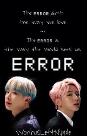 Error // Kiho by WonhosLeftNipple