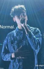 Normal. (Drew Ramos) by idk-steph
