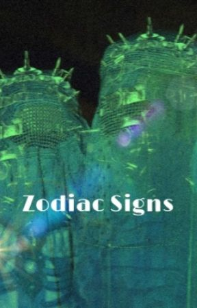 If Zodiac Signs Were In A Horror Movie by sharkisha1230