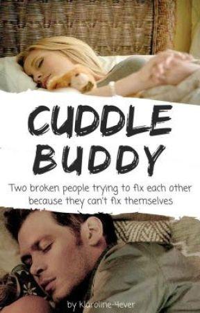 Cuddle Buddy by klaroline-4ever