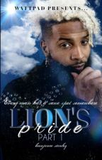 Lion's Pride #Wattys2018  by KeonJanaeS