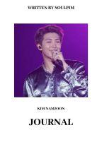 JOURNAL ❀ K.N.J ✔ by SOULPJM