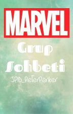 MARVEL GRUP SOHBETİ by SPID_PeterParker