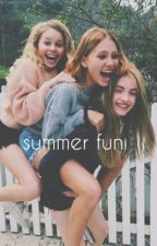 summer fun • groupchat ✔️ by zieglerbrats