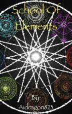 School of elements by Aidragon823