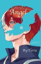 Angel {Todoroki Shōto} by Haikyuu0644