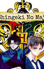 Shingeki No Majo by Unefillefandebleu