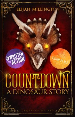 Countdown: A Dinosaur Story by ElijahCole11