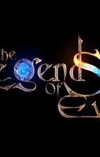 The Legends of Eve: A Warrior's Past by FGBarbosa