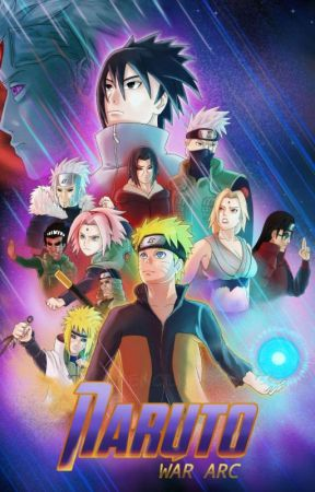 Naruto The New Sage Of Six Paths by KiritoBinns
