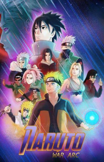 Naruto The New Sage Of Six Paths - Kirito Binns - Wattpad