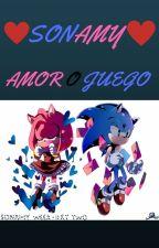 SonAmy Amor o Juego by Nataly_2508