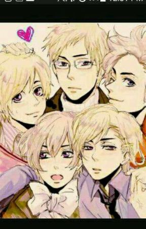My one-shot book for Hetalia!! by Avin_Finland