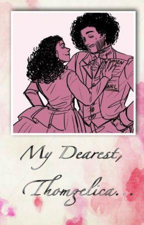 My Dearest, Thomgelica... by Queen_Jamillia