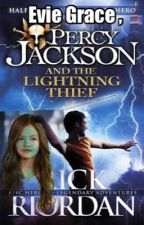 Evie Grace, Percy Jackson And The Lightning Thief  by C-FandomOneShots