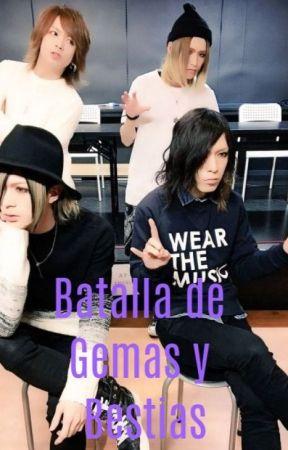 Batalla de Gemas y Bestias by Yukun_san