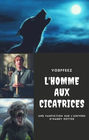 L'homme aux cicatrices by Yorffeez