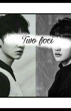 Two foci     *بُؤٌرتانِ* متوقفة by kim_lu_soo