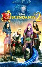 Descendants watch Descendants songs by Moonlightttbabyy