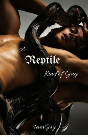 A Reptile Kind of Guy by 4evrGay