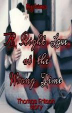 A Right Love At The Wrong Time (Completed) by Ms_Leiane