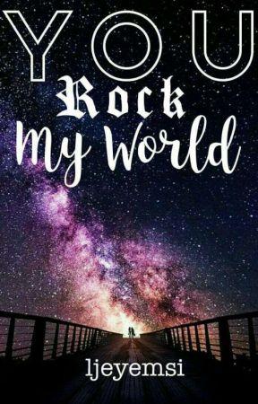 You Rock My World by QuotaNaKoJan