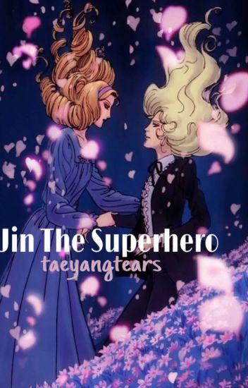 Jin the Superhero | k.seokjin