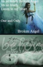 Broken Angel by zaine_mee