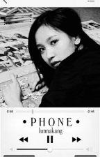 • P H O N E • [Mina-Mingyu]  by lunnakang