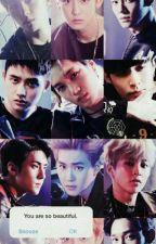 EXO 《IMAGINES》OT12 by KeyllaHoseok