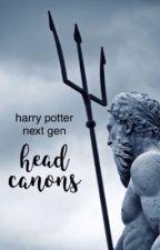 chaos w pigułce  ▸  hp next gen headcanons ✔️  by serafina-
