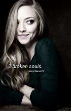 2 broken souls » Daryl Dixon FF. by flawlessjeffrey