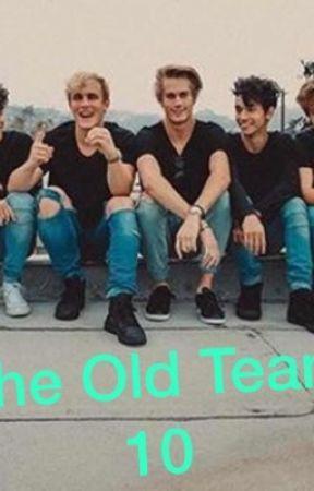 old team 10 members