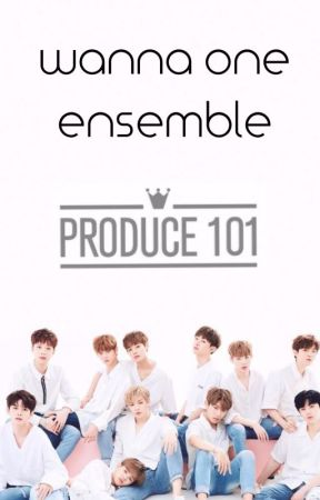 wanna one ensemble by lelelolmoi