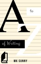 A to Z of Writing by Sunnyflex