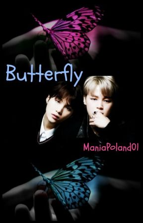 Butterfly || Yoonmin by ManiaPoland01