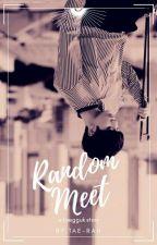 Random Meet ↔️ Texting ↔️ Vkook by Tae-Rah