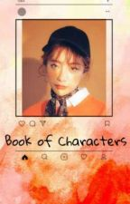 Book of Characters by -_Shawol_Queen_-