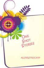 One Shot by ALoveStruckYP
