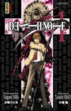DEATH NOTE TOME 1 by TheoLeSantcho