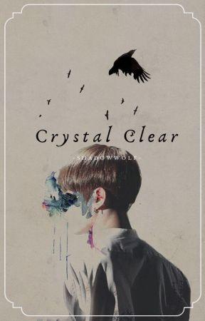 Crystal Clear by -ShadowWolf-