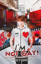 I'm not gay!: jjk+pjm by ParkYongJin9