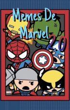 Memes de Marvel 2.0  by MssMarvel